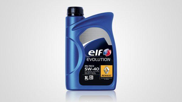 замена масла elf